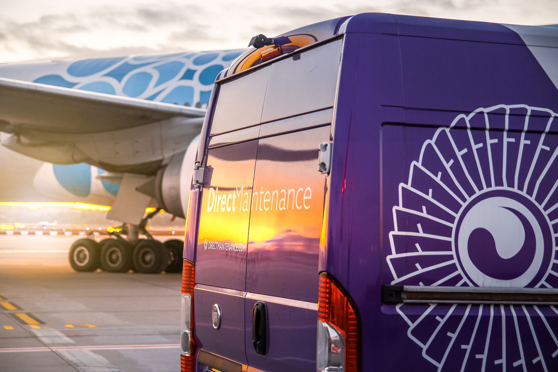 One Line Maintenance: Direct Maintenance and Magnetic MRO integrate their capabilities
